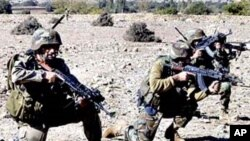 جنوبی وزیر ستان میں 30 دہشت گرد ہلاک