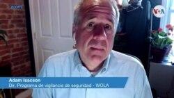 Adam Isacson 3, director del Programa de vigilancia de seguridad WOLA