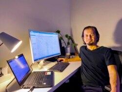 Sonny Rafiq, seorang insinyur telekomunikasi selular. (Foto: Dok Pribadi)
