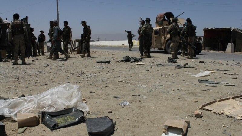 افغان ځواکونو د کندز د قلعه ذال ولسوالۍ له طالبانو بیرته ونیوله