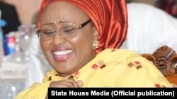 Hajiya Aisha Buhari, uwargidan shugaban Najeriya Muhammad Buhari
