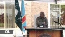 Tshisekedi aahidi kushirikiana na nchi jirani kudumisha amani DRC