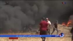 درگیری ها در نوار غزه