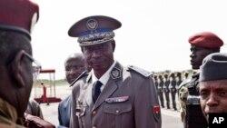 Le général de Brigade Gilbert Diendéré, Ouagadougou, le 23 septembre 2015.
