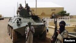Islamitas no Mali