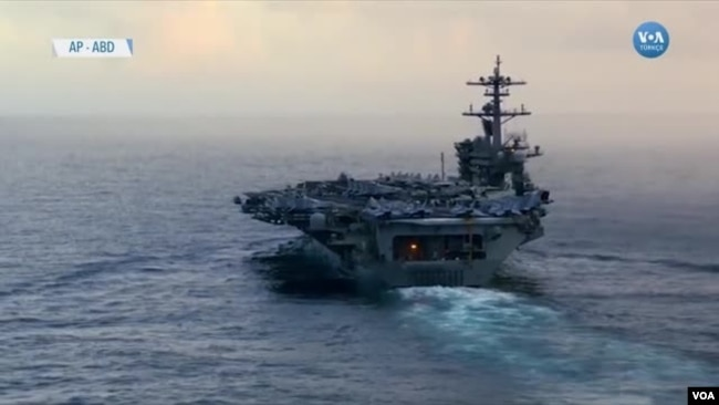 "Aeroplanmbajtësja ""USS Theodore Roosevelt"""