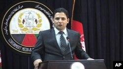 حکومت افغانستان گزارش مذاکره با حقانی را رد میکند
