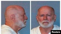"""James """"Whitey"""" Bulger Profile Shots"""