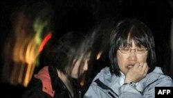 Dok traje oporavak od prošlog, stanovnici na severu Japana zabrinuti zbog novog zemljotresa jačine 7,1 stepeni koji se dogodio danas oko ponoći po lokalnom vremenu, 7. april 2011.