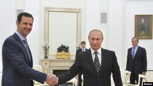 រុស្ស៊ី ៖ ការគាំទ្រស៊ីរីគឺមិនមែនមានន័យថាគាំទ្រលោក Assad នៅកាន់អំនាច