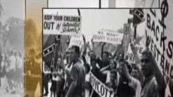 马丁路德金演讲50周年 ━ 回顾南部种族隔离