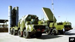 Rus S-300 hava savunma sistemleri