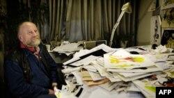 کرت وسترگارد، کارکاتوریست دانمارکی