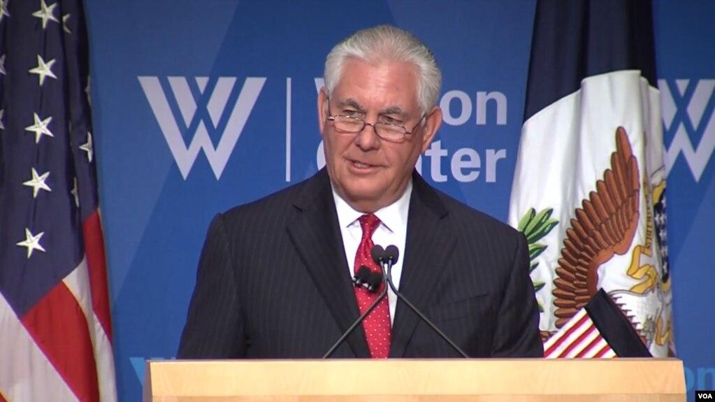 Tillerson: SHBA, plotësisht të përkushtuara ndaj sigurisë evropiane