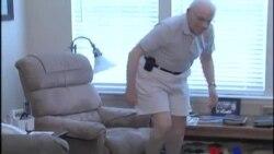 健康监控传感器为老人排忧解难