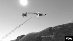 FIM-92 Stinger-ით საბჭოთა MI-24-ის ჩამოგდება ავღანეთში, CIA-ს არქივი