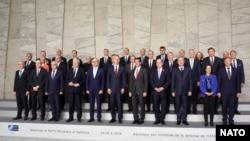 NATO-nun müdafiə nazirləri