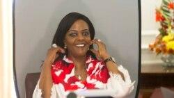 Udaba lwePHD kaNkosikazi Grace Mugabe siluphiwa nguGibson Bhebhe