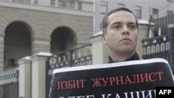 Moksvada döyülmüş jurnalist koma vəziyyətindən çıxıb