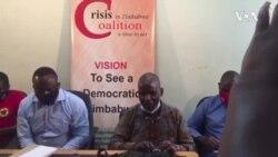 Bishop Magaya Speaking About Human Rights Abuses in Zimbabwe