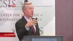 Đại sứ Mỹ ở Việt Nam lên tiếng về vụ cá chết và ông Bob Kerrey
