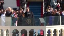 拜登宣誓就職美國第46任總統:民主戰勝一切