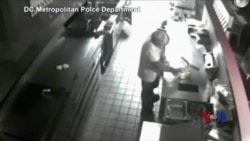盗贼进入华盛顿餐厅 不偷钱自做汉堡