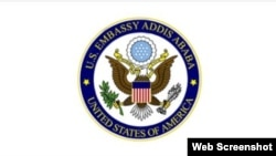 us embassy in addis logo
