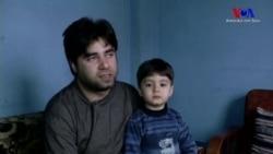 Suriyeli Aile Türkiye'de Ayakta Kalmaya Çalışıyor