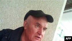 Ratko Mladiç qızının məzarını ziyarət edib