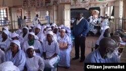 Izizalwane zeZimbabwe ezihlala kwele Kenya
