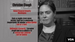 Christine Clough, Global Financial Integrity, Washington