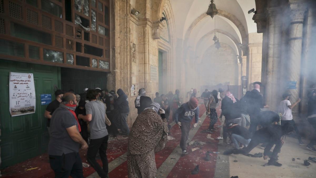 Pejabat Palestina, Israel Kecam Kekerasan di Kompleks Al-Aqsa