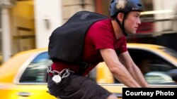 "Joseph Gordon-Levitt stars in Columbia Pictures' ""Premium Rush."""