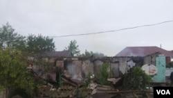 Ermənilərin atəşi nəticəsində Azərbaycanın 2 mülki şəxsi ölüb, 8 nəfər yaralanıb