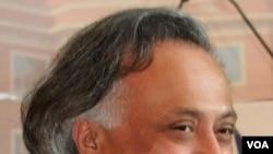 Menteri Lingkungan Hidup India, Jairam Ramesh.