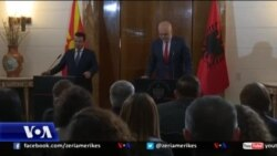 Kryeministri Zaev viziton Shqipërinë