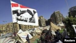 Qohirada prezident Mursiyga qarshi shiorlar, Misr, 10-dekabr, 2012-yil
