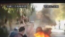 2011-12-21 美國之音視頻新聞: 敘軍在觀察員進駐前殺死幾十人