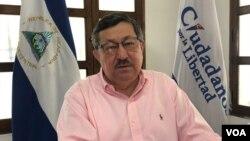 El diplomático Mauricio Díaz, exembajador de Nicaragua ante la OEA, conversó con la Voz de América sobre la situación que atraviesa el país.