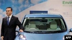 Pháp là mục tiêu của chiến tranh kinh tế trong vụ gián điệp xe Renault