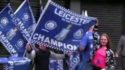 Premier League ခ်န္ပီယံသစ္ Leicester City