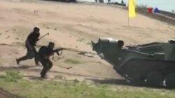 NATO Rusiya ordusunun Ukrayna sərhədlərində toplaşdığını deyir
