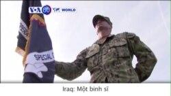 Binh sĩ Mỹ thiệt mạng vì trúng đạn của IS (VOA60)