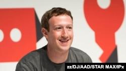 FILE - Facebook, Inc. CEO Mark Zuckerberg.