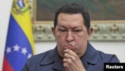 El arzobispo de Caracas, cardenal Jorge Urosa, pidió por la salud de todos los enfermos, incluido el presidente Hugo Chávez.