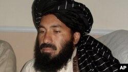 Thủ lãnh chủ chiến hàng đầu ở Pakistan Maulvi Nazir.
