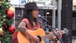 Lisa Graciano, Seniman Indonesia di Oakland