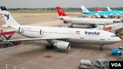 An Iran Air Airbus A300