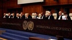 ICJ အမႈမွာ ဂမ္ဘီယာကုိ ကေနဒါနဲ႔ နယ္သာလန္ ကူညီမည္